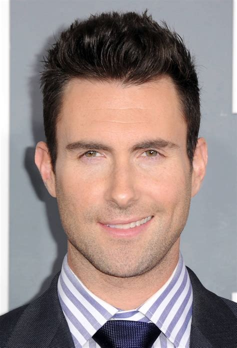 Adam Levine Hairstyle by Adam Levine Hairstyles Hairstyles 2013 For You