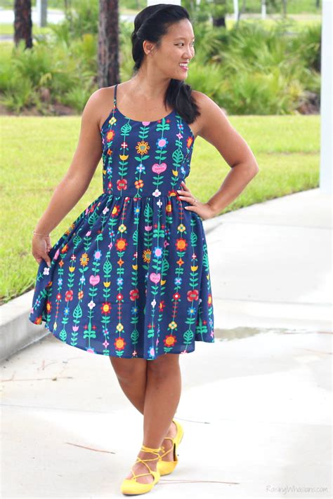cherry tree dresses best for back to school shopping at disney springs raising whasians