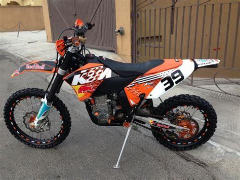 450 motocross bikes for sale 2008 ktm 450 xcr w dirt bike for sale on 2040 motos