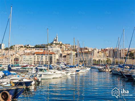 Location Marseille Vieux Port pour vos vacances avec IHA