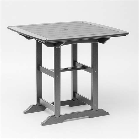 42 inch square table 30 quot 48 quot square table outdoor patio blue springs