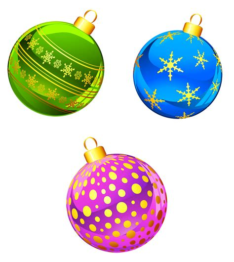 ornaments clipart baubles clipart clipground