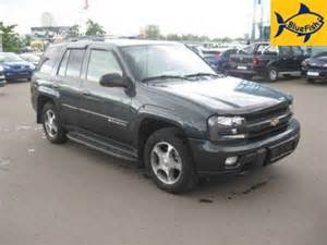 2003 chevrolet trailblazer pictures