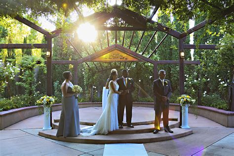 Botanical Gardens Albuquerque Wedding Albuquerque Botanic Gardens Wedding Venue