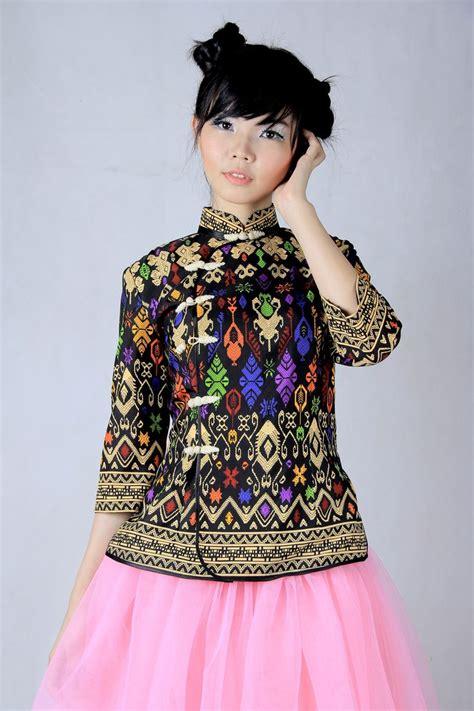 Charity Denim Dress Tali Ikat Baju Fashion Gril Dress Santai Sg tenun endek tenun ikat juniper top dhievine redefine you dhievine