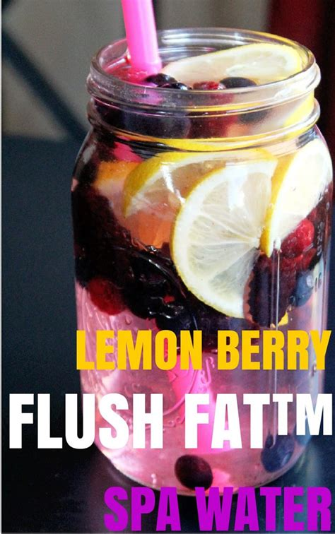 Flush Detox Drink by Diy Detox Waters 14 Easy To Make Refreshing Detox Waters