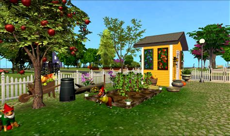 Farmhouse Home Decor the sims 2 community gadren tutorial amovitam s dream town