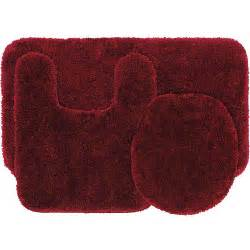 Bathroom Rugs Sets Mainstays Bath Rug Set Walmart