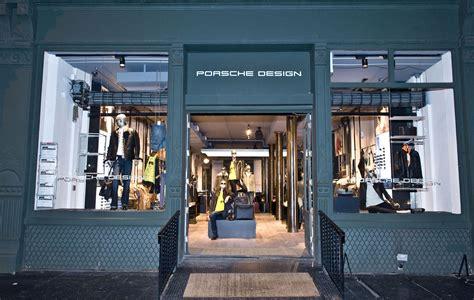 porsche design store world s largest porsche design store in soho extravaganzi