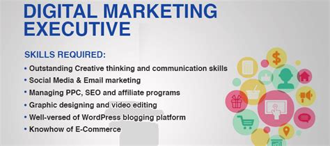Executive Mba In Digital Marketing by How To Become A Successful Digital Marketing Executive