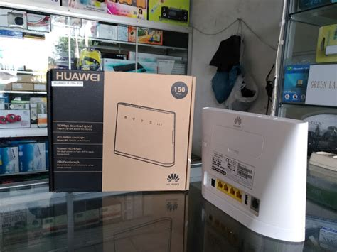 Wifi Gig Indosat Huawei B315 Home Router Wifi 2g 3g 4g Lte 300 Mbps