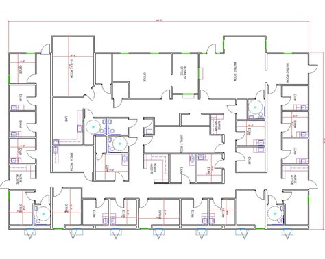 medical office floor plan sles pin medical building floor plan on pinterest