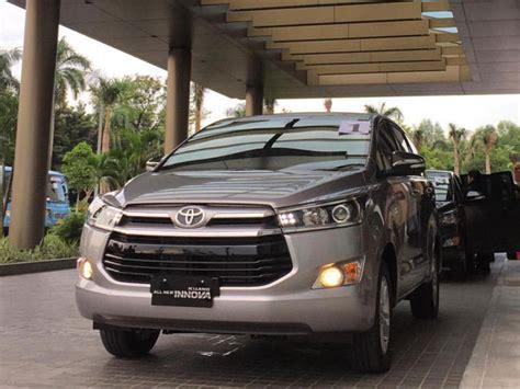 Toyota Innova Cover Mobil F New indonesia jadi negara pertama rilis generasi ii kijang innova mobil123 portal mobil baru