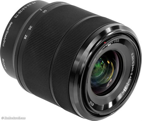 Lensa Sony 28 70 sony 28 70 sony zeiss vario tessar t e 16 70 mm f4 za oss