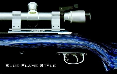 cool stock water transfer printing for rifle stocks within