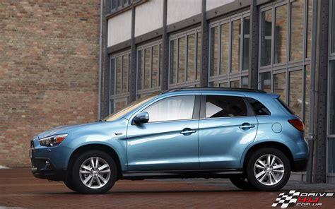 mitsubishi asx 2011 drive4u automotive news 2011 mitsubishi asx