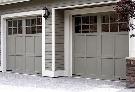 Best Metal Garage Door Paint by Best 25 Painted Garage Doors Ideas On Metal