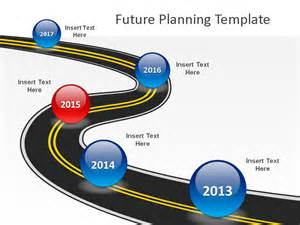 future plan template future planning powerpoint template powerpoint