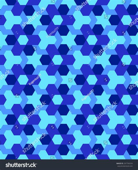 destination pattern exles abstract blue shades decorative seamless geometric pattern