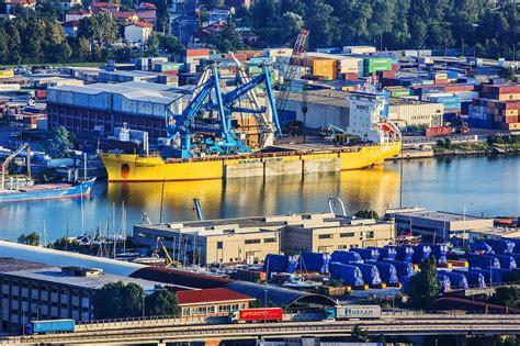 porto di trieste servizi 500mila al porto di trieste per il trasporto intermodale