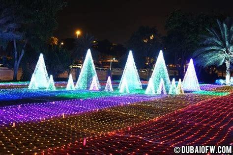 Garden Decoration Dubai by Dubai Garden Glow In Zabeel Park Photos Review Location