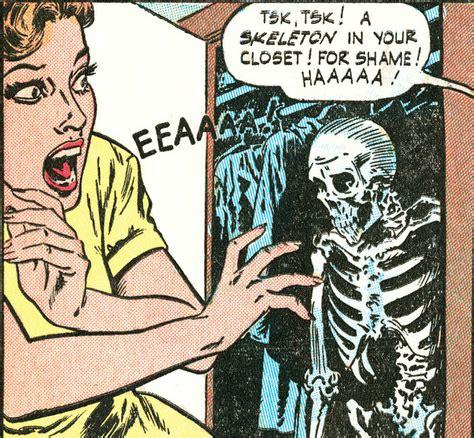 a skeleton in your closet bob s o rama
