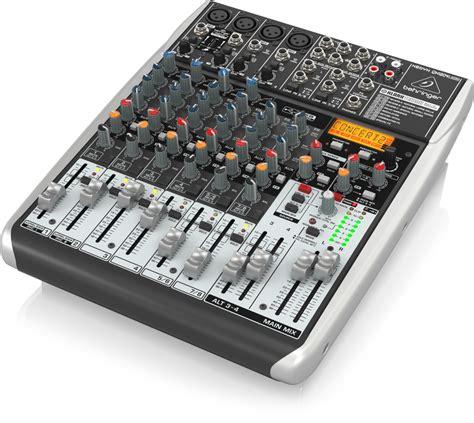 Mixer Behringer Xenyx Qx1204usb behringer xenyx qx1204usb 12 input mixer usb audio