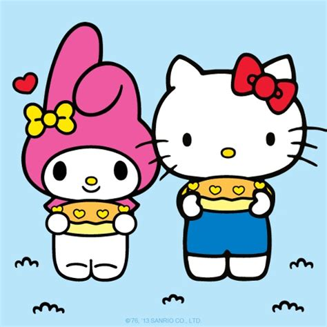 imagenes de hello kitty y melody 55 best images about everything melody melody