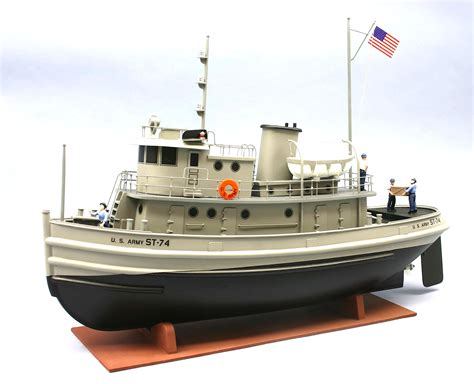 parts of a tugboat ship models wooden kits cast your anchor dumas army
