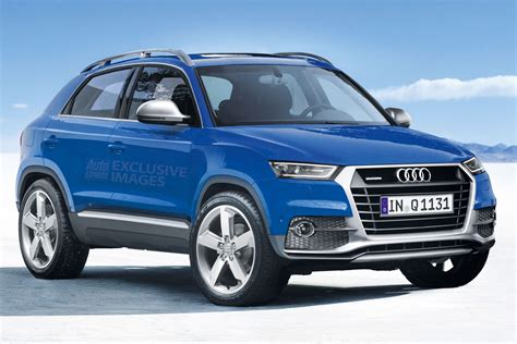 Q1 Top Kode E4493 1 audi range to be dominated by suvs by 2020 auto express