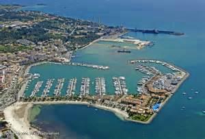 port d alcudia marina in ballearic islands spain