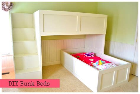 Bunk Bed Diy Pdf Diy Diy Bunk Beds Free Wooden Box Plans Free Woodworking Plans Diywoodplans