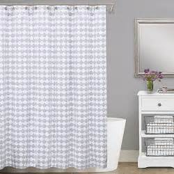 shower curtains bed bath amp beyond langley shower curtain in mint bed bath amp beyond