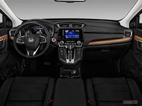 Honda V 2017 Honda Cr V Pictures Dashboard U S News World Report