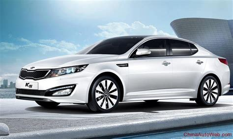 K5 Kia Price Dongfeng Yueda Kia K5 Third Generation Optima Chinaautoweb