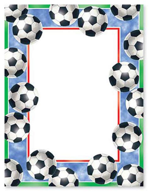 football borders free download clip art free clip art