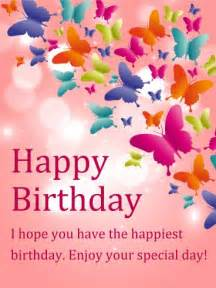 happy birthday cards on best 25 birthday greetings ideas on birthday