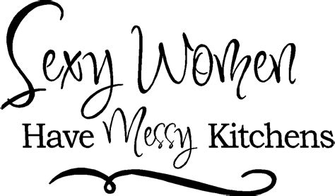 kitchen decals kitchen wall quotes women