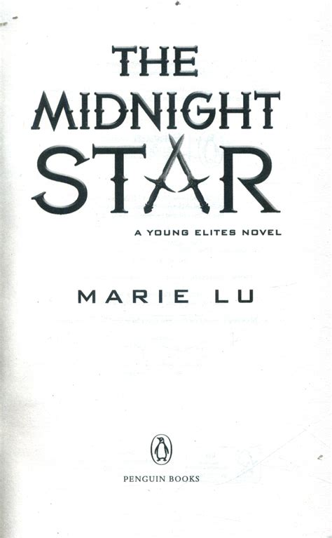 the midnight star by lu marie 9780141361840 brownsbfs