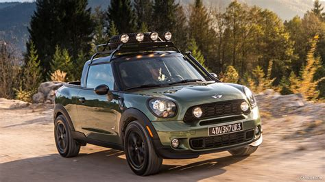 Mini Cooper Paceman Adventure Mini Paceman Adventure Photos Photo Gallery Page 3