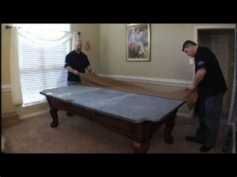 pool table assembly legacy pool table assembly part 2