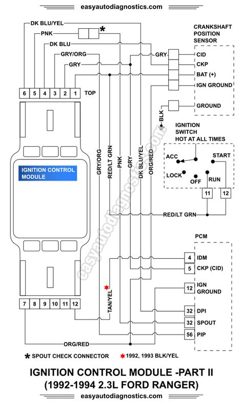 wiring diagram for 1993 ford ranger free wiring