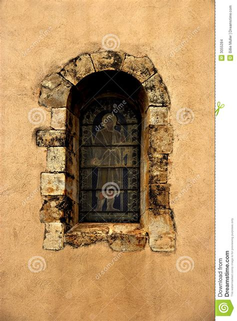 Arched Church Windows Inspiration Arched Church Window Stock Photo Image Of Panes Beige 3055284