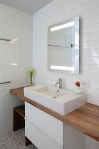 Wooden Countertops For Bathrooms 20 Bathrooms With Wooden Countertops