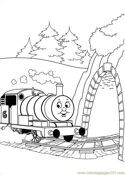 free emily thomas coloring pages