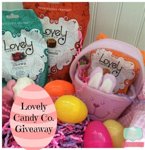 Free Candy Giveaway - gluten free candy from lovely candy company close to home