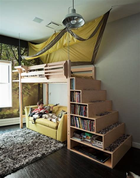 small loft design ideas 20 great loft bed design ideas for small kids bedrooms