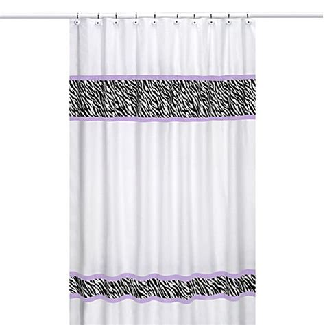 bed bath and beyond purple curtains buy purple shower curtains from bed bath beyond