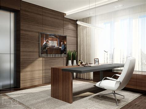 how to design home office super luxurious apartment in kiev ukraine