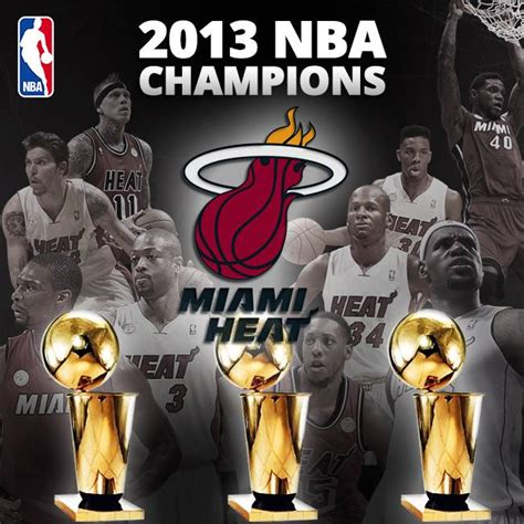 imagenes miami heat 2013 miami heat 2013 nba chions wallpapers free hd
